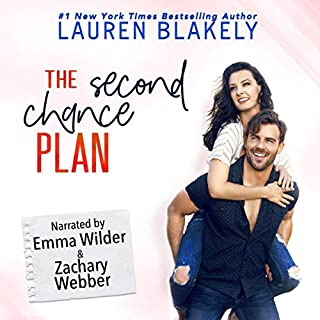 The Second Chance Plan cover art