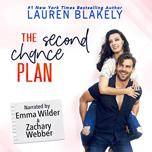 The Second Chance Plan audiobook cover art