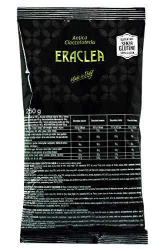 Eraclea Weiße Trinkschokolade im Softpack, glutenfrei - 250 g