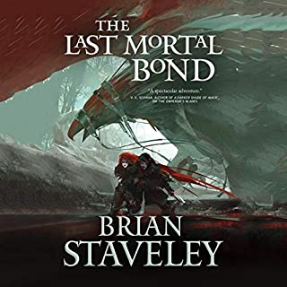 The Last Mortal Bond cover art