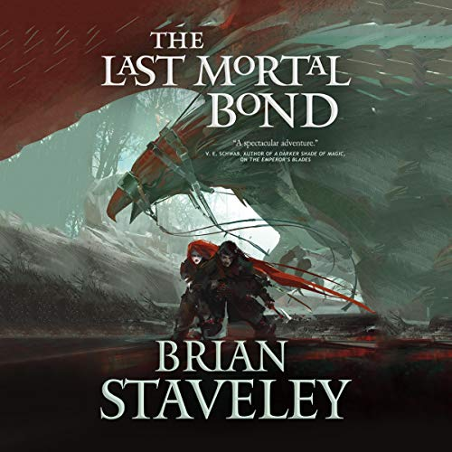 The Last Mortal Bond  By  cover art