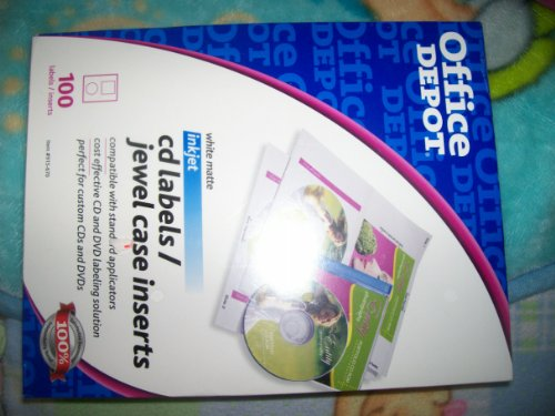 cd case inserts - 7