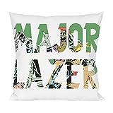 Major Lazer Logo Pillow