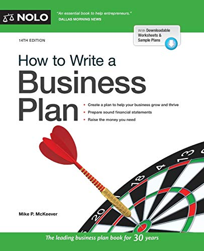 Compare Textbook Prices for How to Write a Business Plan Fourteenth Edition ISBN 9781413325454 by McKeever, Mike P.