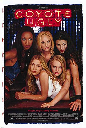 Coyote Ugly Poster Movie (27 x 40 Inches - 69cm x 102cm) (2000)