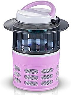 Zfggd Lámpara para Mosquitos/del hogar/protección Ambiental/Silencio/Embarazo del bebé/sin radiación (16.6 * 19cm)