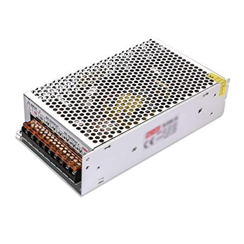 DC 12V 240 vatios 20 Amp Universal Regulated Switching Power Supply Transformer IP20 para LED Strip Light CCTV - Stock del Reino Unido (250 Watt, DC 12V)