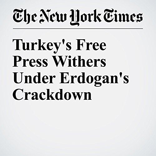 Turkey's Free Press Withers Under Erdogan's Crackdown audiobook cover art
