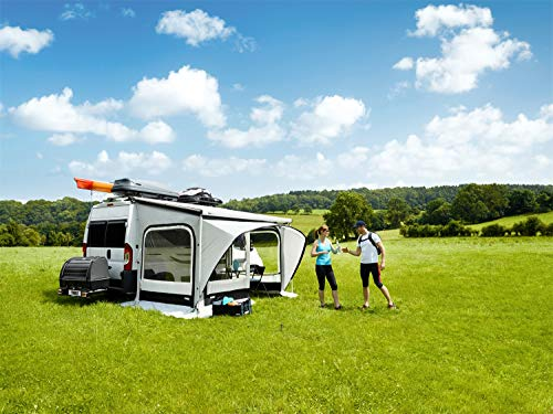 Thule QuickFit 3.10 m (X-Large) awning tent-Silver