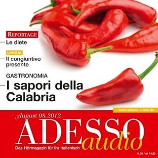 ADESSO Audio - I sapori della Calabria. 8/2012 Titelbild