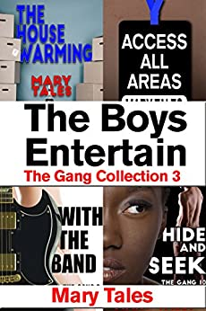 The Boys Entertain (Meet The Gang Book 3) by [Mary Tales]