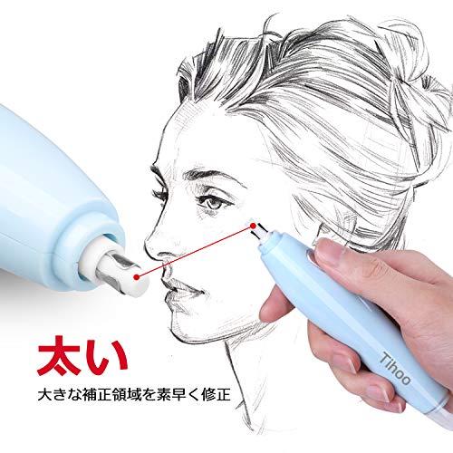 NOCOEX『Tihoo充電式電動消しゴム』
