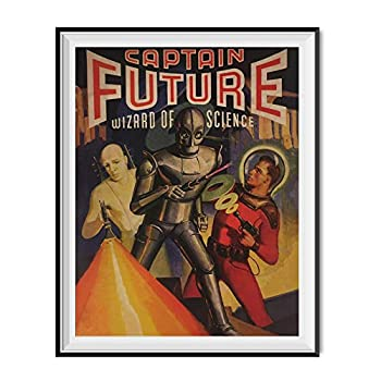 My Party Shirt Captain Future Sheldon Leonard Apartment Poster Big Bang Theory 18  x 24  Cooper