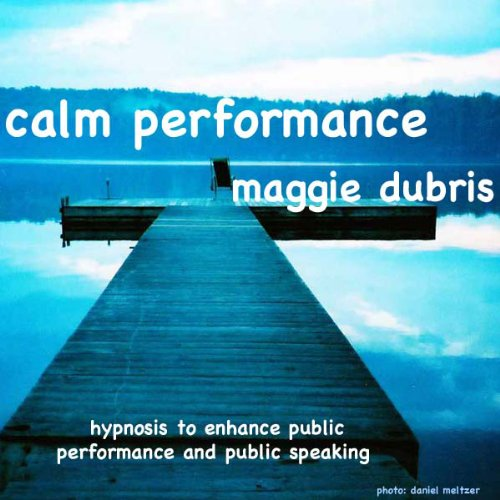 Calm Performance audiobook cover art