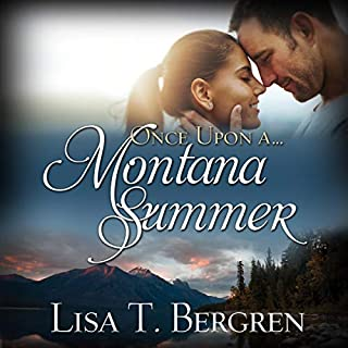 Once upon a Montana Summer cover art