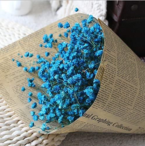 WDOIT - Ramo de Flores secas Naturales para decoración de casa, jardín,...