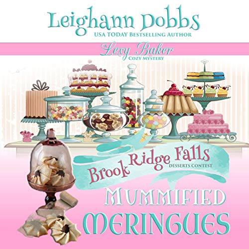 Mummified Meringues audiobook cover art