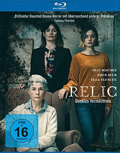 Relic - Dunkles Vermächtnis [Blu-ray]