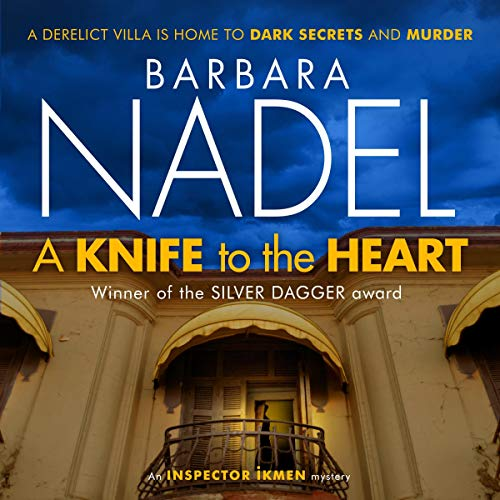 Couverture de A Knife to the Heart
