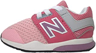 New Balance Unisex-Child NB18-KA247V2I-Infant Girls Ka247