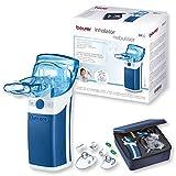 Beurer IH 50 - Inhalador eléctrico, más de 0,25 ml/min, color azul