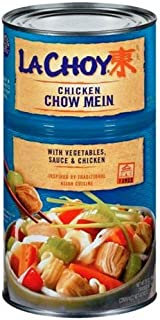 La Choy Chicken Chow Mein Dinner 2 Pack, 42-Ounce (Pack of 6)