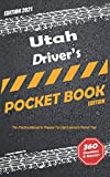 Utah Driver's Pocket Book: Practice Workbook To Prepare For Utah Driving Permit Test With 360 Questions and Answers -  Independently published