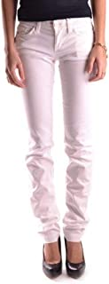 DOLCE E GABBANA Luxury Fashion Womens MCBI9984 White Jeans | Season Outlet