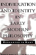 Individuation and Identity in Early Modern Philosophy: Descartes to Kant