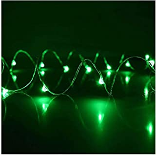 Philips 30ct. LED Shapable Dewdrop Lights - Green …