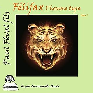 Page de couverture de L'homme tigre