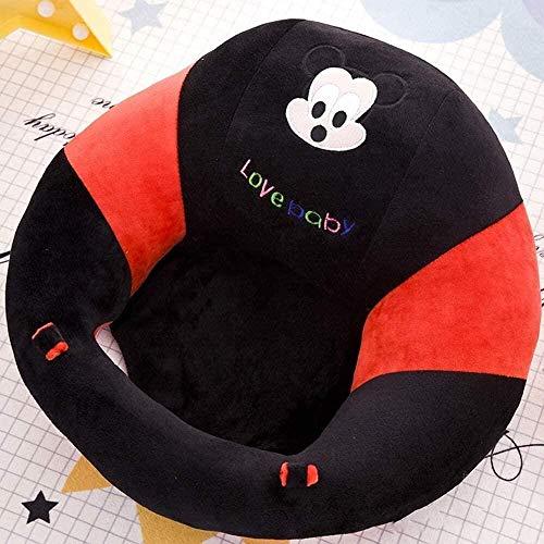 Sofá para niños de dibujos animados, sillón infantil Taburete para niños Bebé Aprenda a sentarse sentarse infantil Dibujos animados de dibujos animados Sofá de juguete de CD Sillón de cd sillón de jug