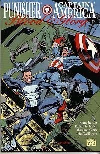 Punisher and Captain America: Blood and Glory (Punisher & Captain America)