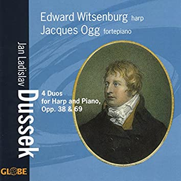 Jan Ladislav Dussek: Duos for Harp and Pianoforte