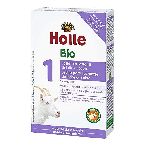 Holle Leche Cabra 1 Lactantes Eco 400G 390 g