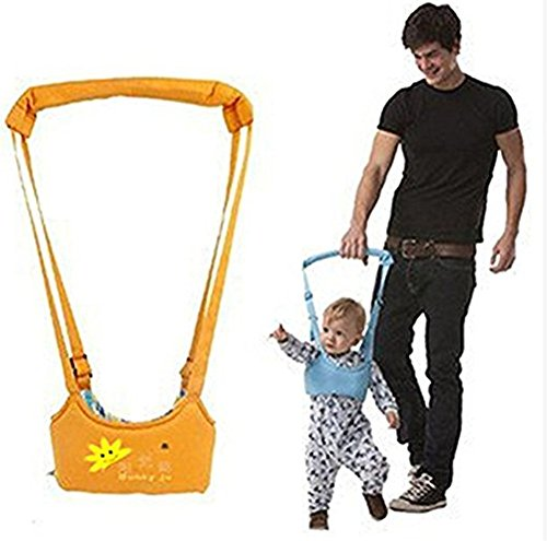 Baby Walking Assistant Learning to Walk Assistant Walking Safety Harness(Blue)