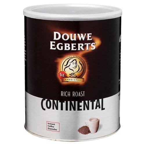 Douwe Egberts Reiche Roast Continental Instant-Kaffee Granulat 750g