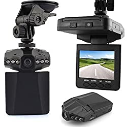 Klaren Dash Cam/Recorder With Rotatable infrared DVR 2.5in Screen $22.00