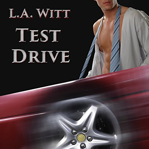 Test Drive audiobook cover art