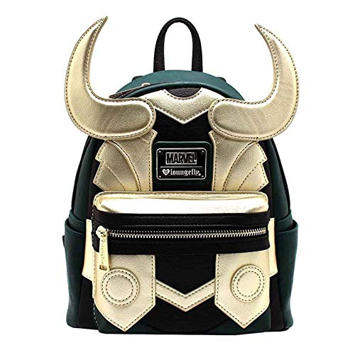 Loki | Zaino Travel Sport Mini Zaini Bookbag per Student Teen