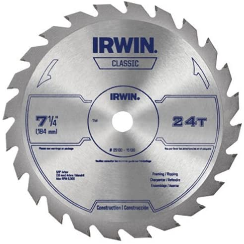 IRWIN Tools Classic Series Steel Corded Challenge the lowest price of Japan Circular 1 Blade Recommendation 7 Saw