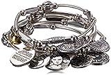 STAR WARS - Women's Stainless Steel Rey Stretchable Bracelet : P.Derive