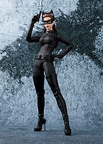 Bandai Tamashii Nations S.H. Figuarts Catwoman (The Dark Knight) Figura de acción, BAN23926