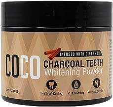 brushing teeth with cinnamon powder