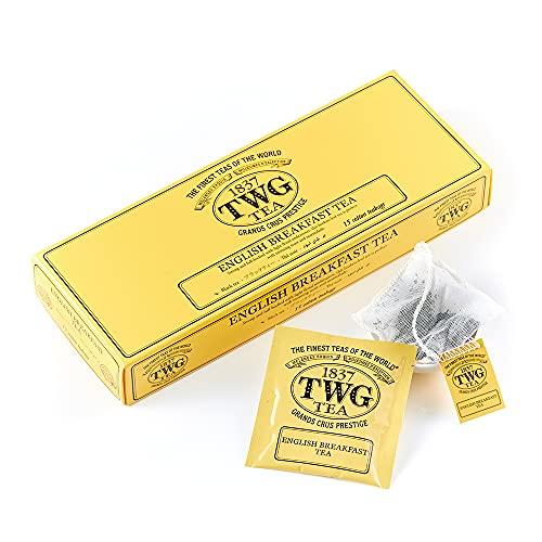TWG Tea Company Pte Ltd -  TWG Tea, English