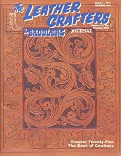 The Leather Crafters & Saddlers Journal (Volume 17/No.3)