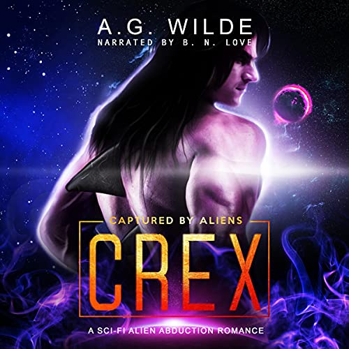 Crex Audiobook By A. G. Wilde cover art