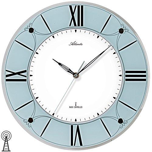 Atlanta Horloges Radio-pilotées 4365