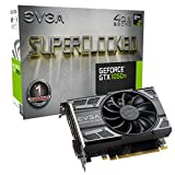 EVGA GeForce GTX 1050 Ti SC GAMING, 4GB GDDR5, DX12 OSD Support (PXOC) Carte...