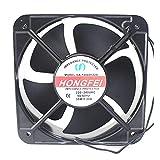 N / A Cooling Fan HONGFEI HA-18060H22B,Server Cooler Fan HONGFEI HA-18060H22B 220V35W, Cabinet Household Exhaust Gas Ventilation Fan for 180x180x60mm 2-Wire